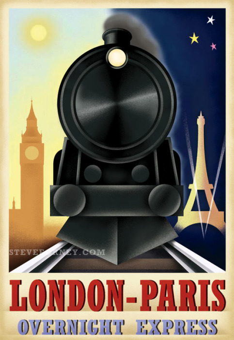 Forney's London_Paris Overnight Express