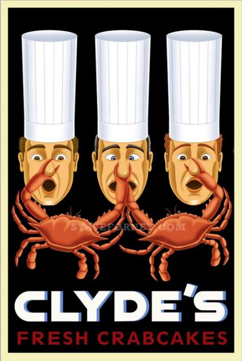 crabs and chefs